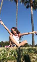 Irina Columbeanu își petrece vacanța de vară în America