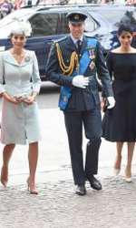 Kate Middelton, Prinţul William, Meghan Markle, Prinţul Harry