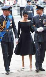 Prinţul William, Meghan Markle şi Prinţul Harry