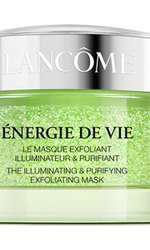 Mască exfoliantă iluminatoare, Lancome, Energie de Vie, 315 lei