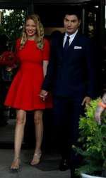 Valentina Pelinel si Cristi Borcea s-au casatorit (2)