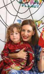 Eli Roman și fiul ei, Andrei