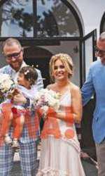 Primele imagini de la nunta Simonei Gherghe