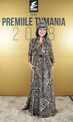 Ozana Barabancea la Premiile TVmania 2018
