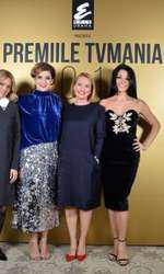 Lavinia Petrea, Amalia Enache, Andreea Esca și Corina Caragea la Premiile TVmania 2018