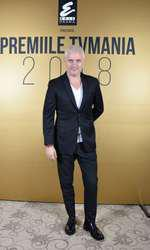Virgil Ianțu la Premiile TVmania 2018
