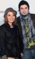 Smiley în 2009. Pe atunci forma încă un cuplu cu Laura Cosoi