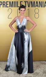 Olivia Păunescu la Premiile TVmania 2018