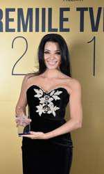 Corina Caragea la Premiile TVmania 2018
