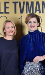 Andreea Esca și Amalia Enache la Premiile TVmania 2018