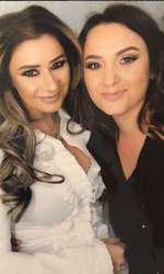 Anamaria Prodan și sora ei, Anca