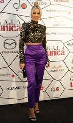 Andreea Banica la gala UNICA 2018