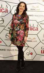Andreea Raducan la Gala UNICA 2018