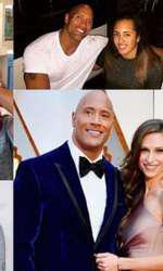 """Dwayne """"The Rock"""" Johnson și femeile din viața lui."""
