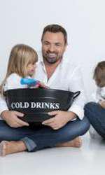 Horia Brenciu, Alice, Mina și Toma doi dintre copiii lor