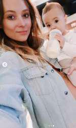 Oana Matache va deveni din nou mamă