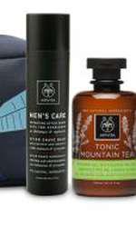 Set after shave și gel de duș, Apivita, It'a Men's World, 130 lei