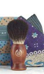 Set pentru bărbierit, The Body Shop, Shave Away Kit, 148 lei