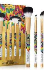 Set pensule, Smashbox, Holidaze Artist Brush Set, 340 lei, disponibil Douglas