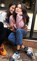 Catrinel și Lorena Menghia