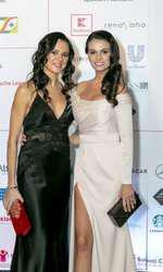 Silvana Berciu și Anca Serea (rochie M Marquise)