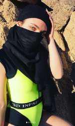 Andreea Esca, vacanță cu familia, în Egipt
