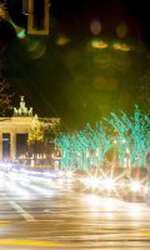 Berlin decorat de Sărbători