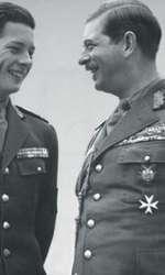 Regele Mihai I si Carol al II-lea