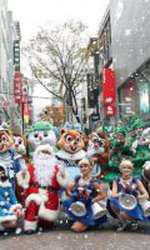 La Seul se petrece de Sărbători ca în Europa