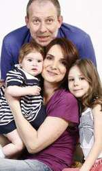Familia lui Florin Busuioc