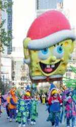 Sponge Bob la parada de Thanksgiving - Macy's