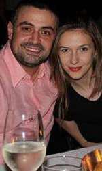 Adela Popescu si Marius Kalmar