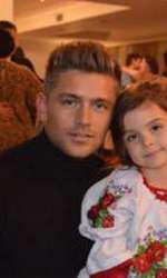 Costin Gheorghe și fiica lui