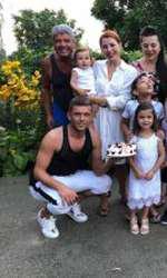 Familia lui Costin Gheorghe Exatlon