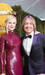 Nicole Kidman și Keith Urban, la Globurile de Aur 2019.
