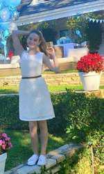Irina a fost la petrecerea baby shower, dată în cinstea bebelușului Laviniei