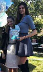 Cele două au fost împreună la petrecerea baby shower, dată în cinstea bebelușului Laviniei