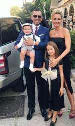 Familia Andreei Bănică