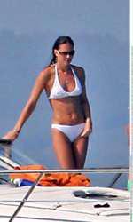 Kate Middleton, în vacanță la Ibiza cu Prințul William, în 2006.