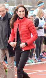 Kate Middleton este un trendsetter în toate privințele (2017).