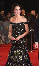 Kate Middleton, în 2017.