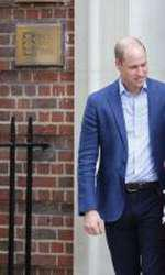 23 aprilie 2018 - Spitalul St. Mary, Londra, unde s-a născut Prințul Louis.