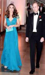 Kate Middleton și Prințul William în luna octombrie 2018.