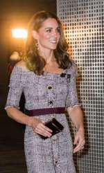 Kate Middleton, la finele lui 2018.