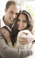 Fotografia oficială din ziua logodnei (noiembrie 2010).