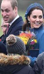 Kate Middleton a purtat, la prima apariție publică pe 2019, a purtat o bentiță Jane Taylor.