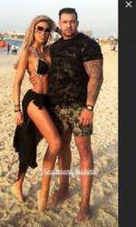 Bianca Drăguşanu şi Alex Bodi, vacanţă de cinci stele, în Dubai