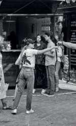 """Gina Pistol şi Smiley, primele fotografii din filmul """"Oh, Ramona"""" în care joacă împreună"""