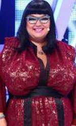 Ozana Barabancea înainte de operația de micșorare a stomacului