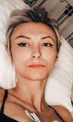 Andreea Bălan, după cea de-a treia operație